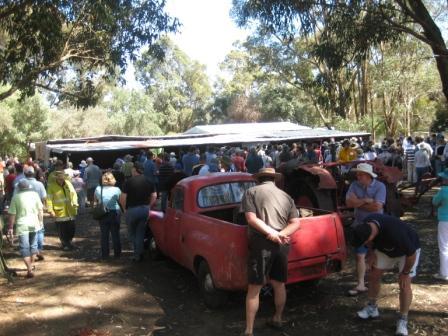 Matfin Estate auction - October 2008